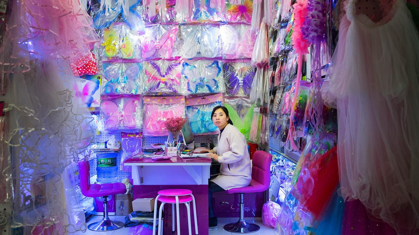 Image result for This Chinese Town Manufactures Almost Everything 'Made in China'