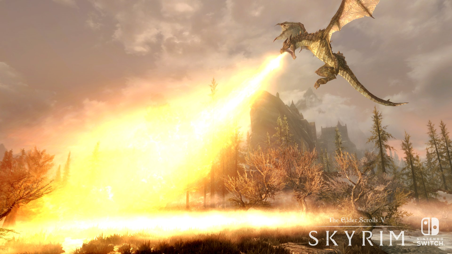Skyrim' for Switch Looks Like a Waste of Time - VICE