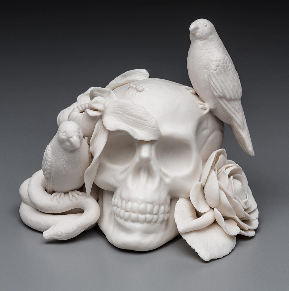 Esculturas de porcelana muestran la verdadera anatomía del mundo ...