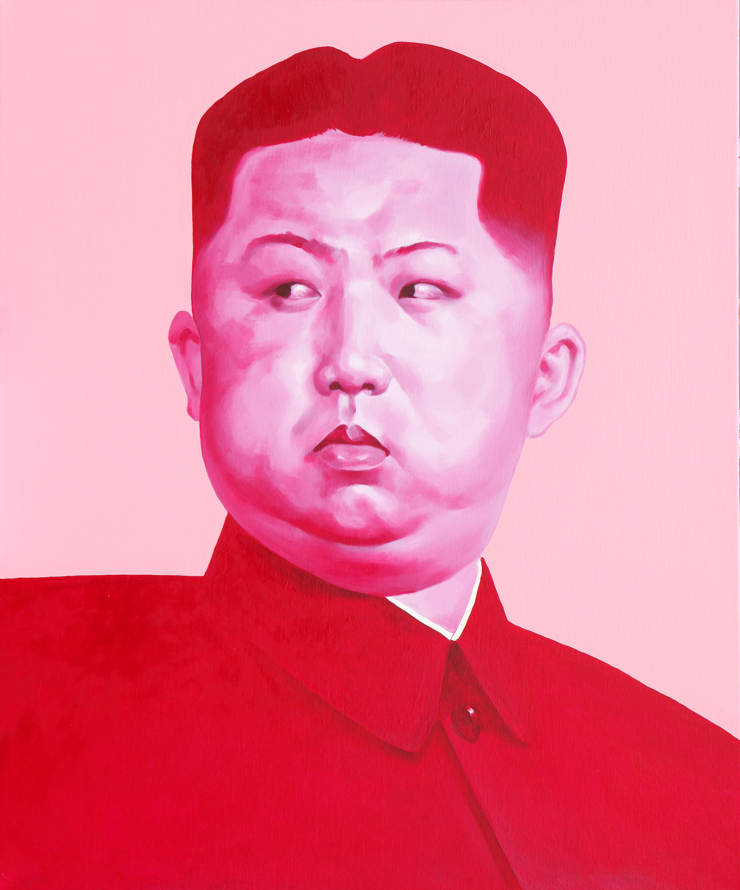 Image result for sun mu art kim jong-un