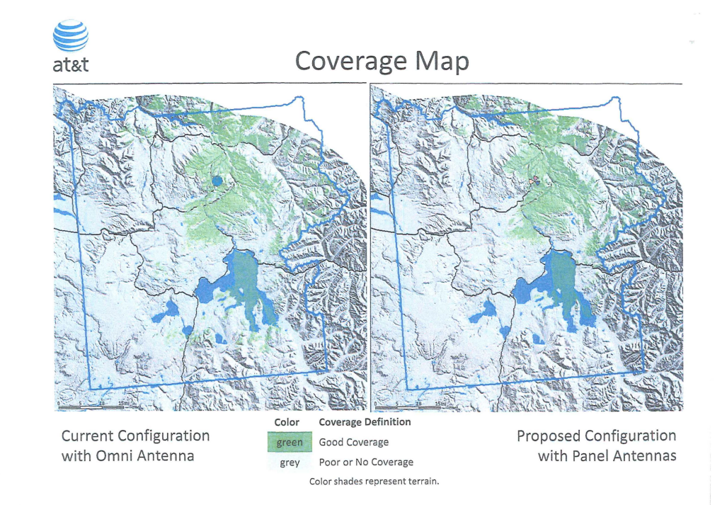 Do WiFi And Cell Service Belong In Our National Parks Motherboard - At andt service map