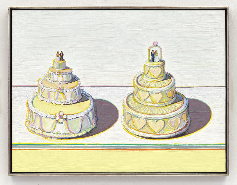 wayne thiebaud Wayne thiebaud paintings and pastels may 23 – july 7, 2012  john berggruen gallery is pleased to present an exhibition of paintings and pastels by wayne thiebaud.