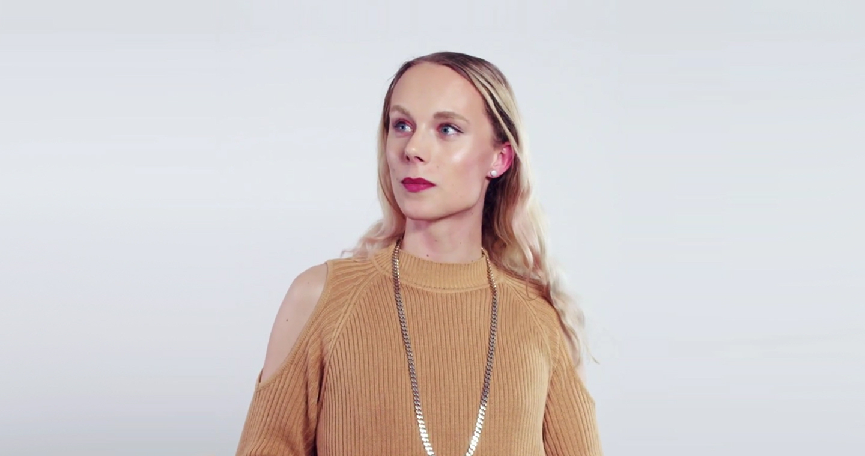 transpersoner lesbisk sex Hur man ger Blow jobb