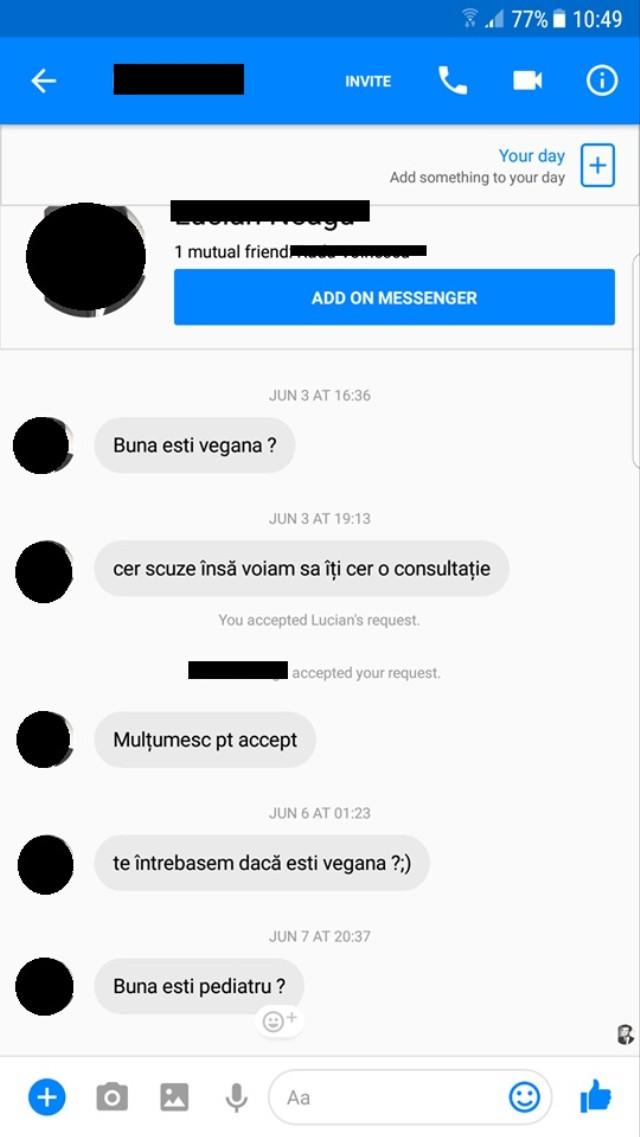 Cautare Facebook Femeie