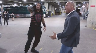 Reigns and Angle