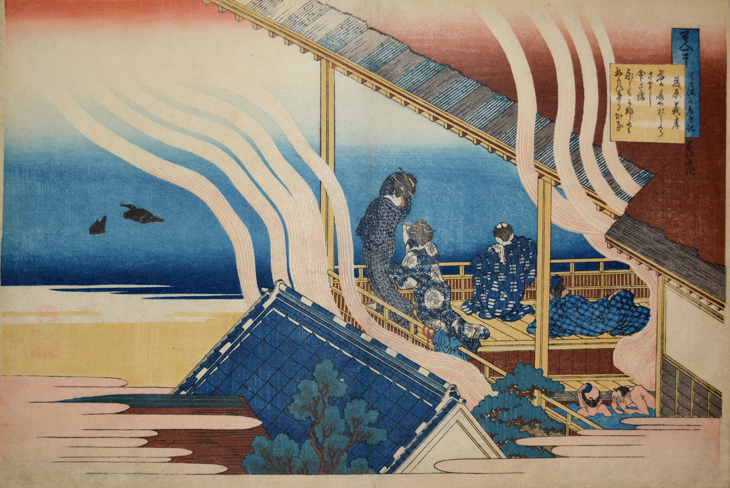 Woodblock Prints Illustrate the History and Sensuality of Japanese ...