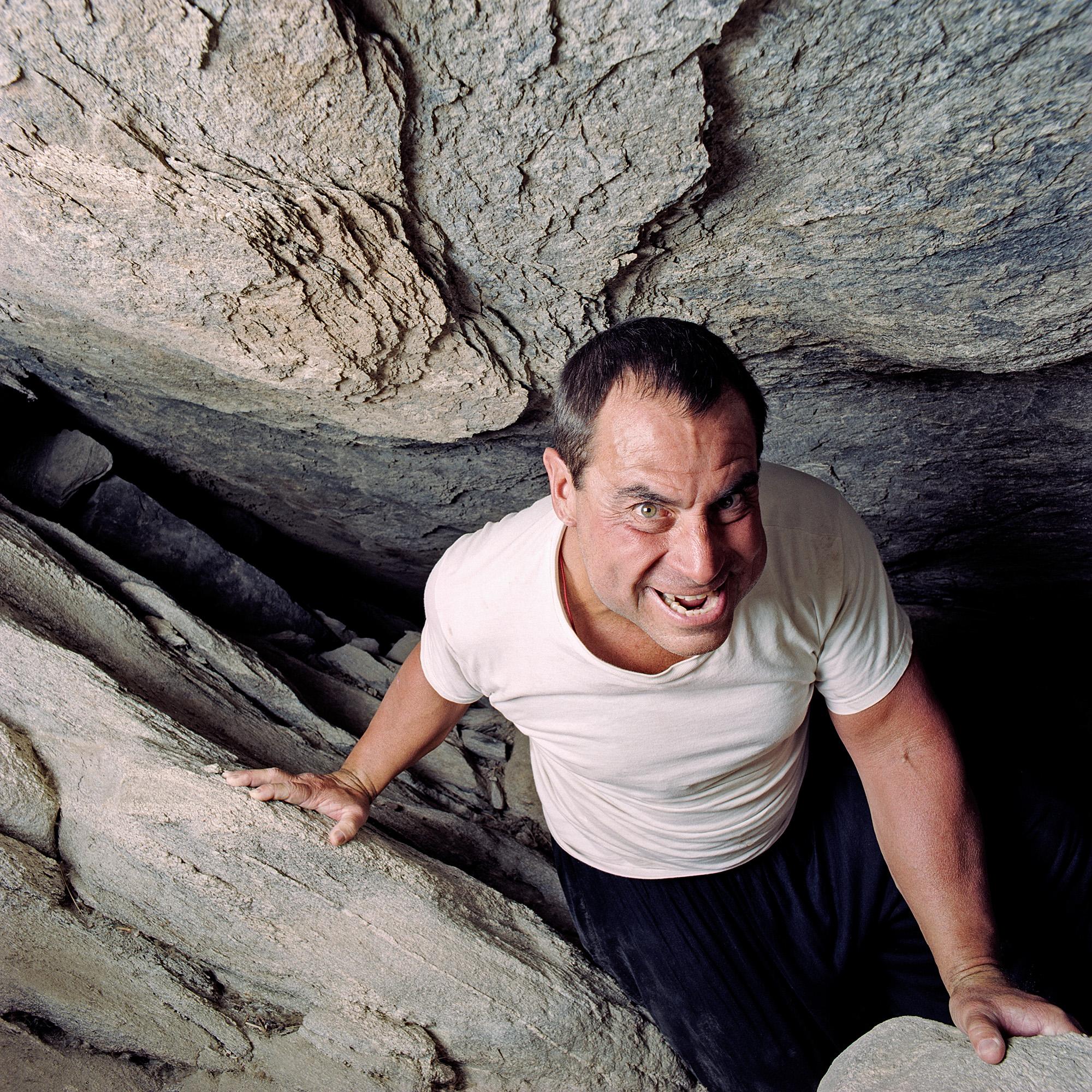 Photographing Benny Podda, the Bodybuilder Turned Martial Artist ...