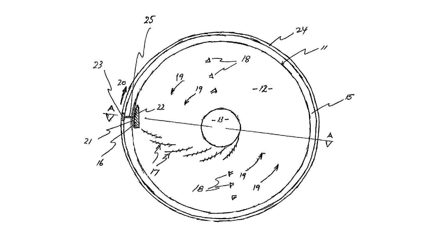 Conceptual Drawing Of Webbers Wave Generating Apparatus Image US Patent Office