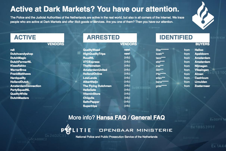deepnet darknet hyrda