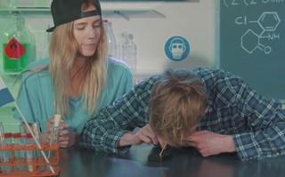 youtubers droga drugslab holanda ghb dmt mdma