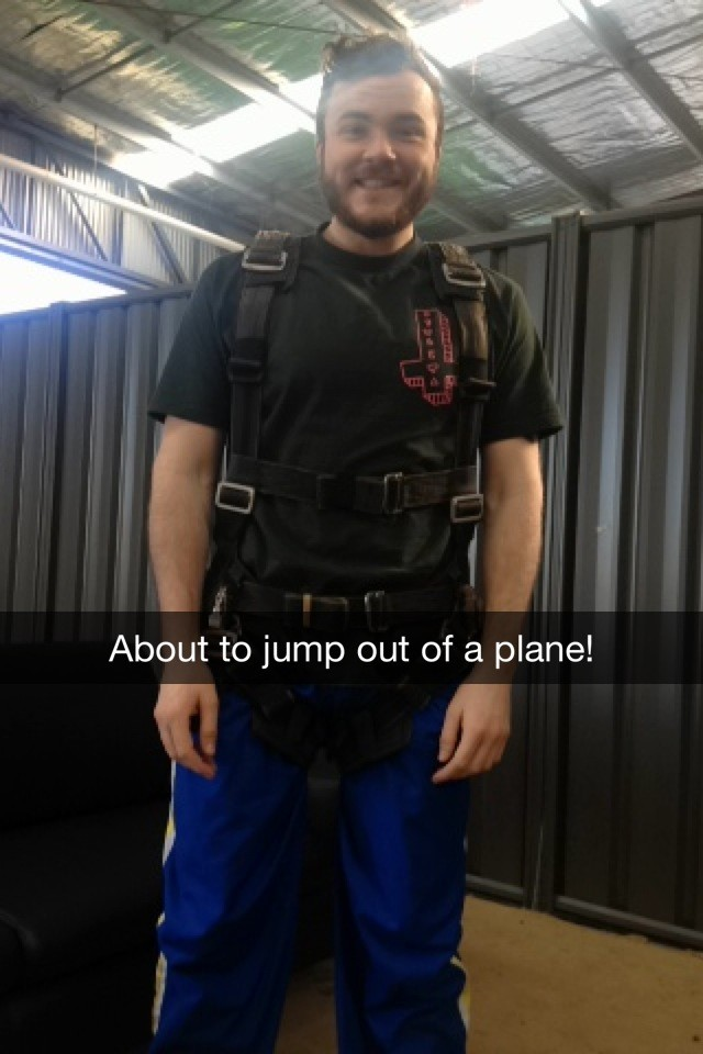 I Survived Skydiving After My Parachute Failed - VICE