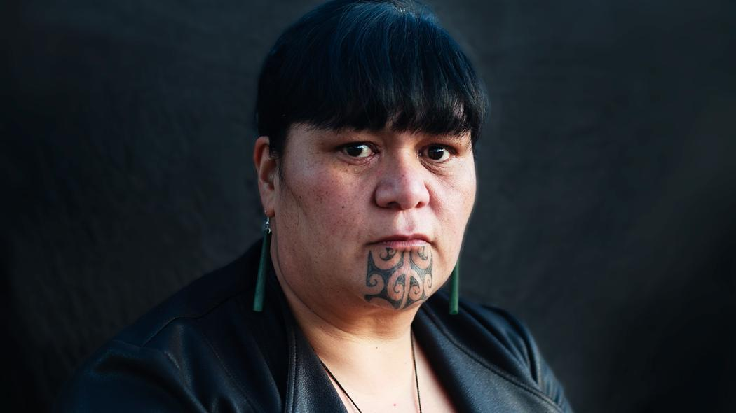 What Does The Maori Chin Tattoo Mean