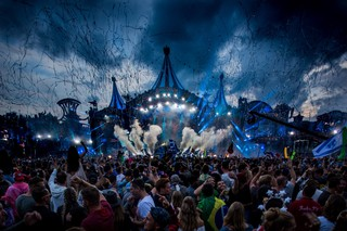 tomorrowland 2017 main stage