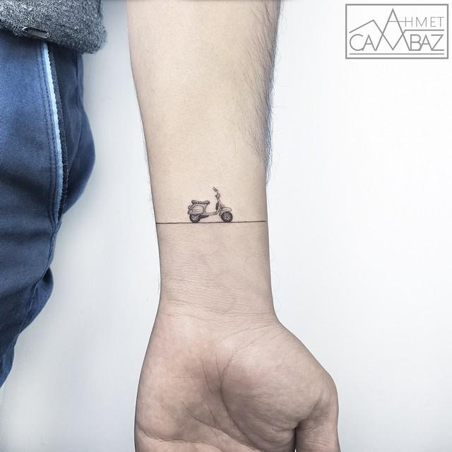 Questi Tatuaggi Semplicissimi Sono Dannatamente Belli Vice