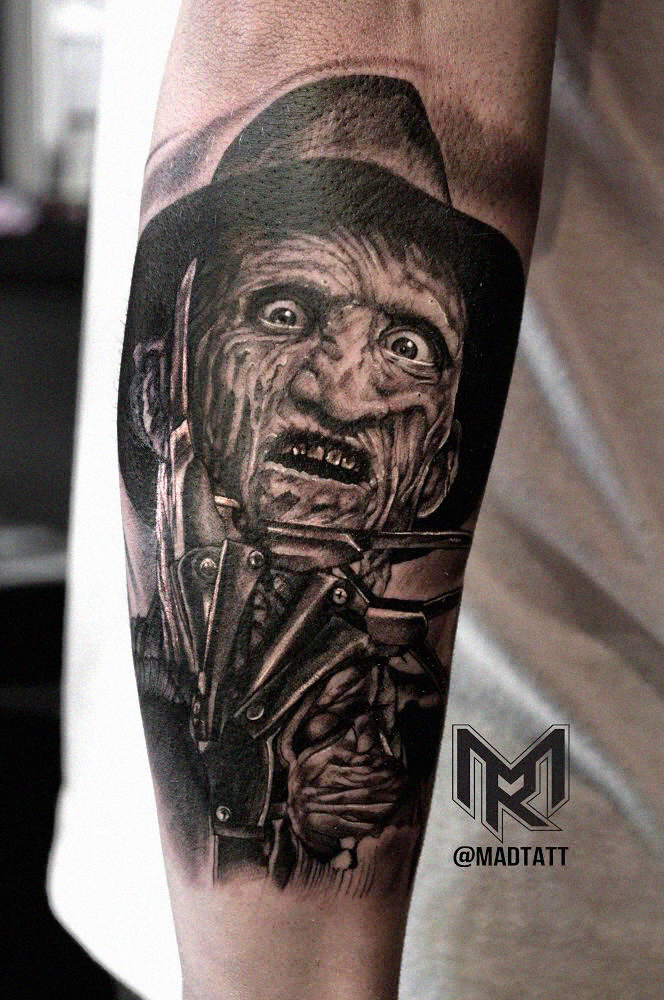 b9c588ee00b00 We Asked Tattoo Artists About the Weirdest Pop Culture Ink They've ...