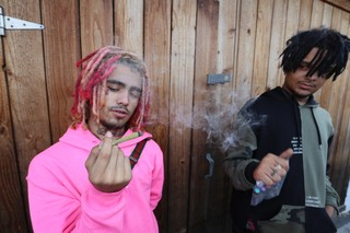reading this interview with lil pump and smokepurpp will make you
