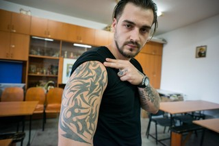 Prisoners Describe What It's Like to Get a Tattoo Behind