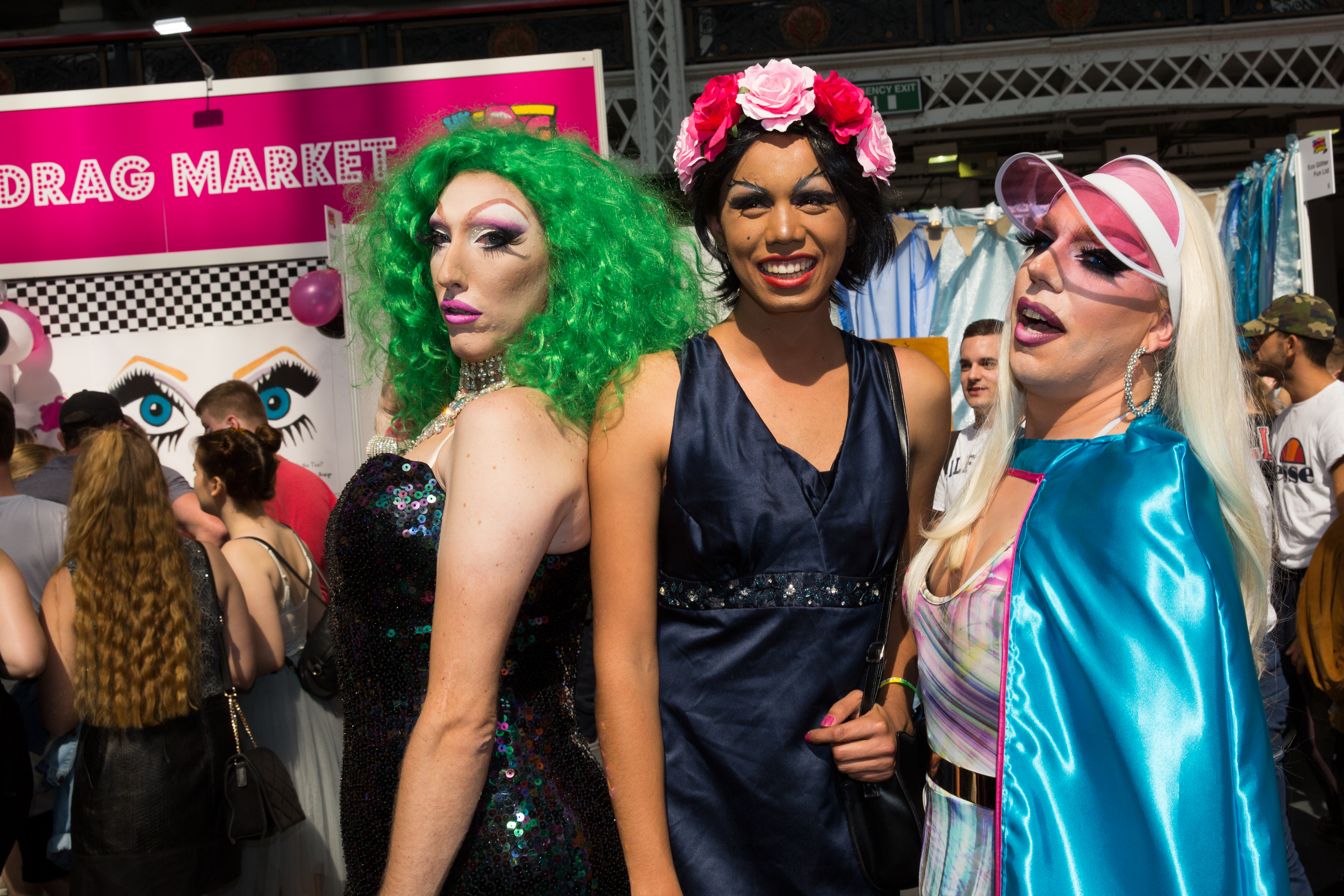 What We Saw At Europes Biggest Drag Convention Vice