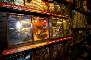 warhammer 40.000 games workshop robar adolescencia madurar