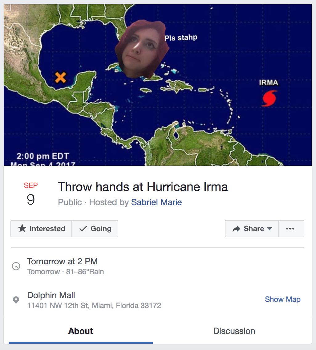 Florida Hurricane Season With Images Hurricane Memes Florida