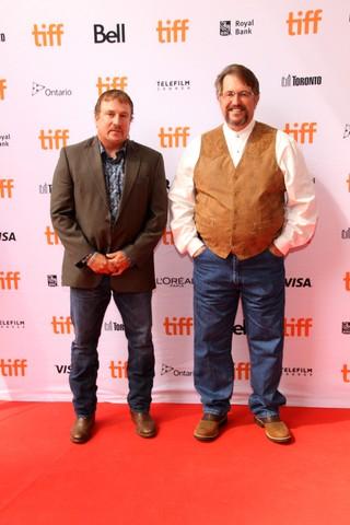 Charles Morris (left) John Buttram (right) . Image via Getty