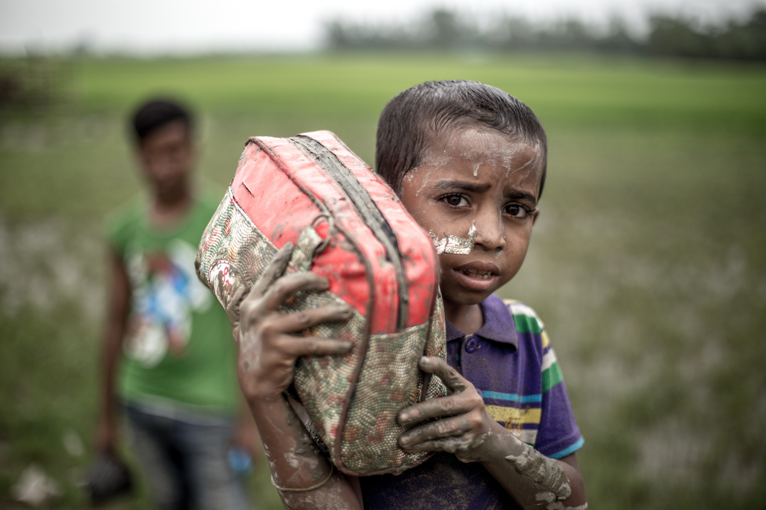rohingya problem Background of study nowadays, there are too many conflicts or issues that related to problems of the ethnics in some countries in the world many years ago the world was served with racial issues that occur in africa which is the 'apartheid' issues.