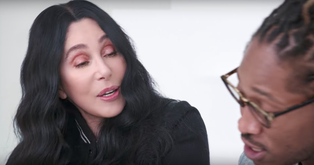 Here Are Cher and Future Singing Together as 2017's Greatest Musical