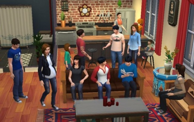 I Couldn't Get Pregnant So I Played The Sims 4 - VICE