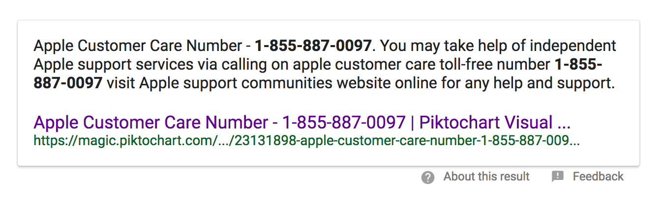 If You Didn T Research Beyond Google S Answer Might Be Led To Believe The Number Is In Fact Le Actual Customer Service Line