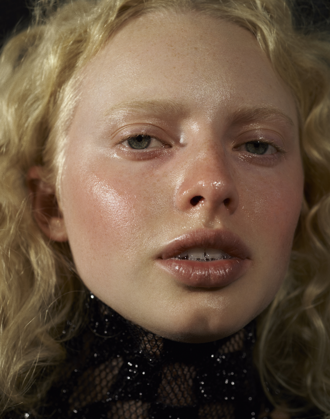 Cinematic Photographs About Women Crying In Classic Film - I-D-9659