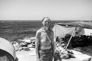 hippies tenerifes islas canarias la caleta diego hernández fotos