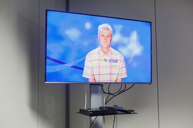 television butler jeremy g