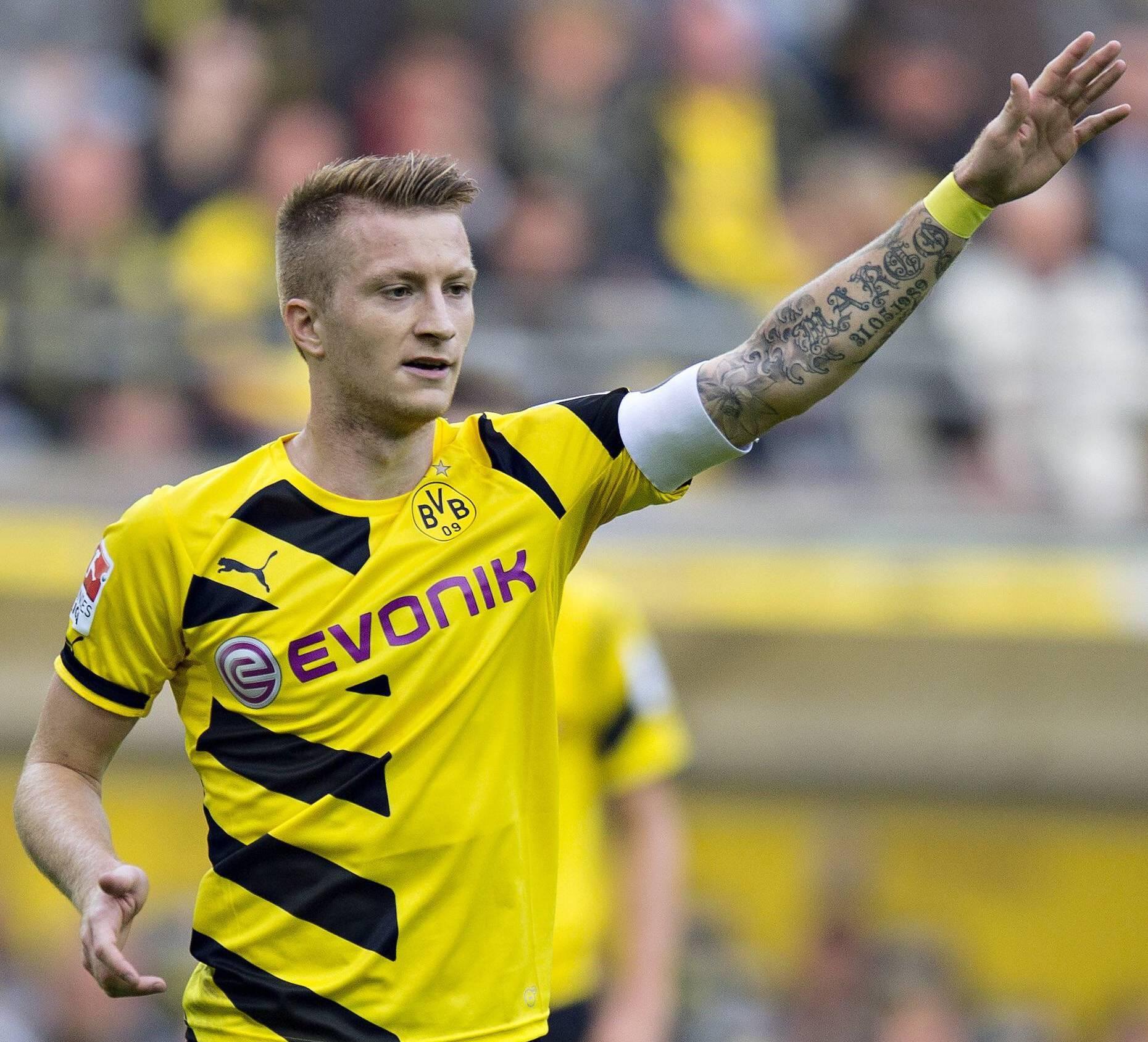 Wie Viele Bundesligaspieler Sind Eigentlich Tatowiert Vice