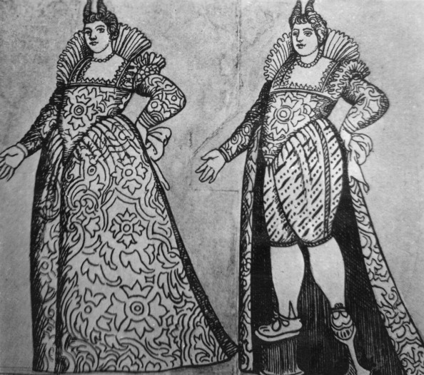 0d82a8bb2f9 Gvasalia is bringing you closer to heaven. Venice Court Culture,  Spring/Summer 1589. Just kidding. Image from the Hulton Archive/Getty  Images.