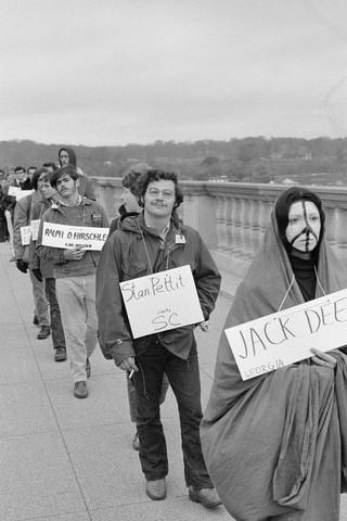 Roger Ballen march of death washington