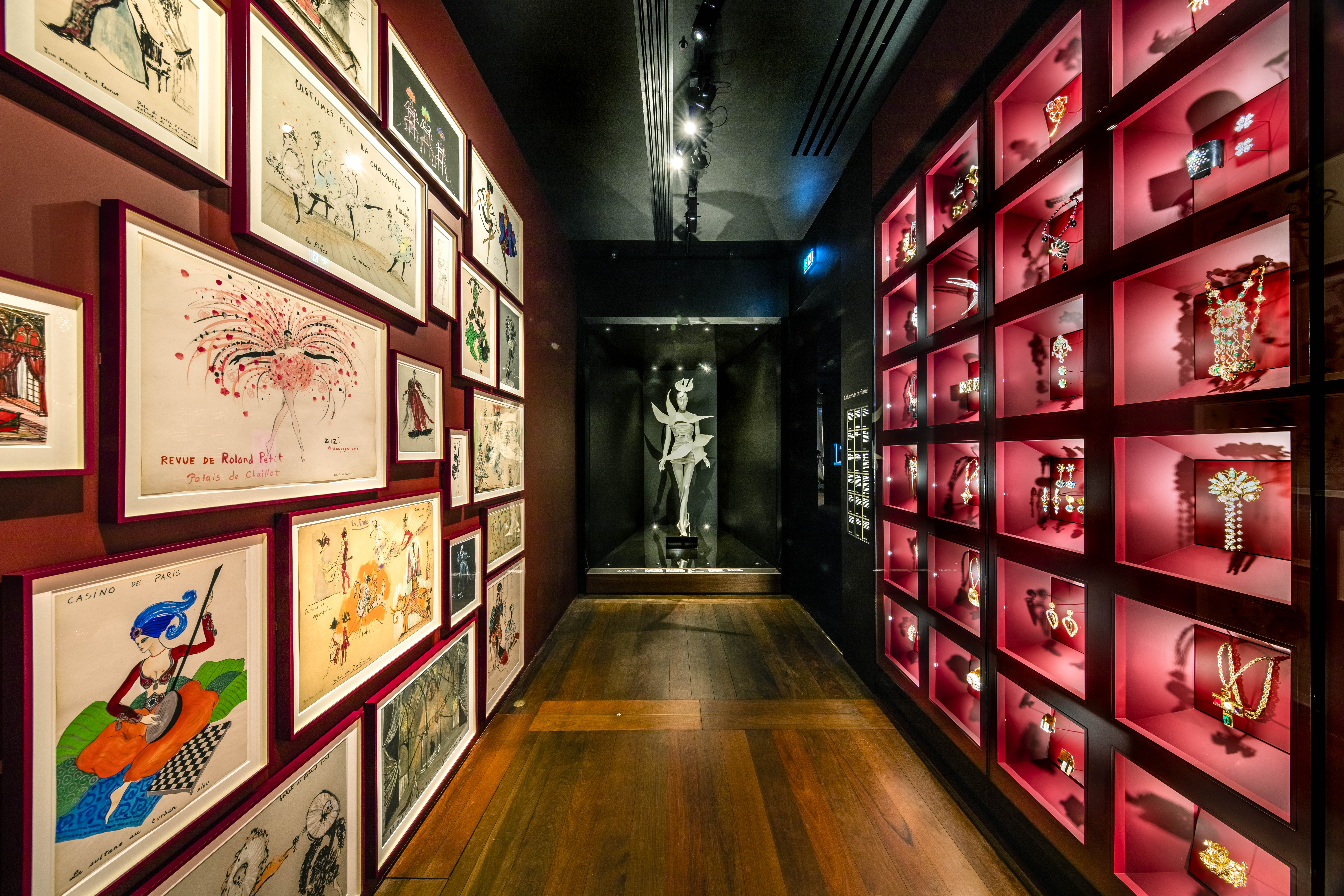 0d9e569ceb6 a new saint laurent museum captures the work and soul of a tortured ...
