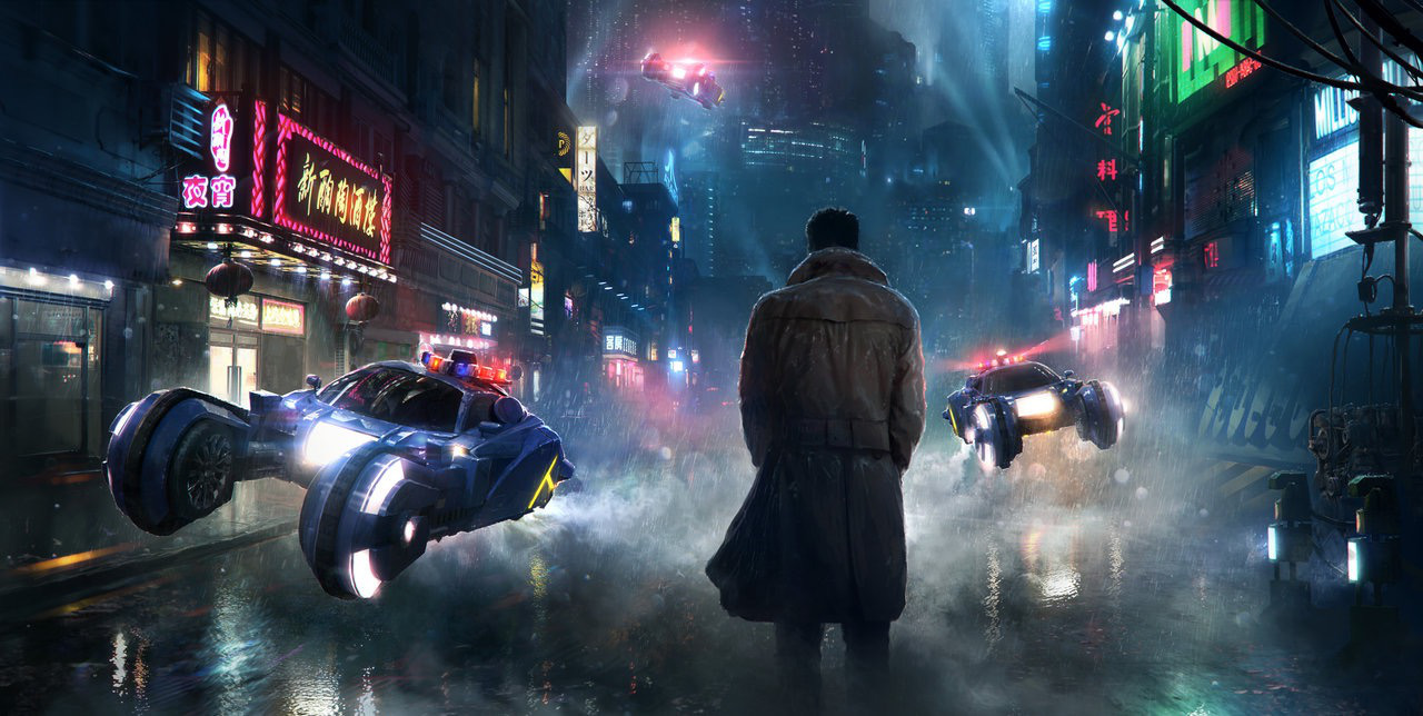 Cyberpunk Cities Fetishize Asian Culture But Have No Asians Vice