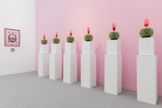 Frieze London is Feisty and On Point - GARAGE