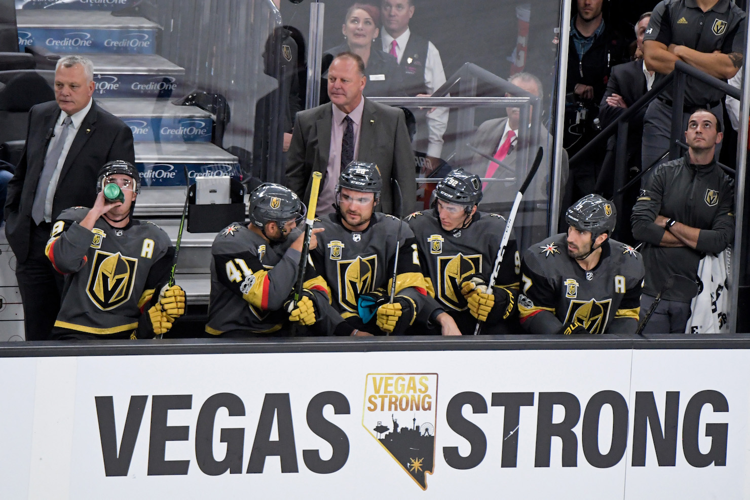 The First Vegas Hockey Game Was Proof That Sports Can't Heal