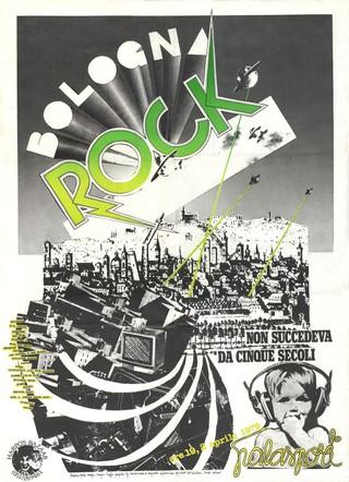 bologna rock 1979 harpo's bazaar skiantos