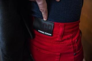 ropa del mercadillo en la fashion week de Paris