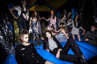 Paris Fashion Week Alexa Chung