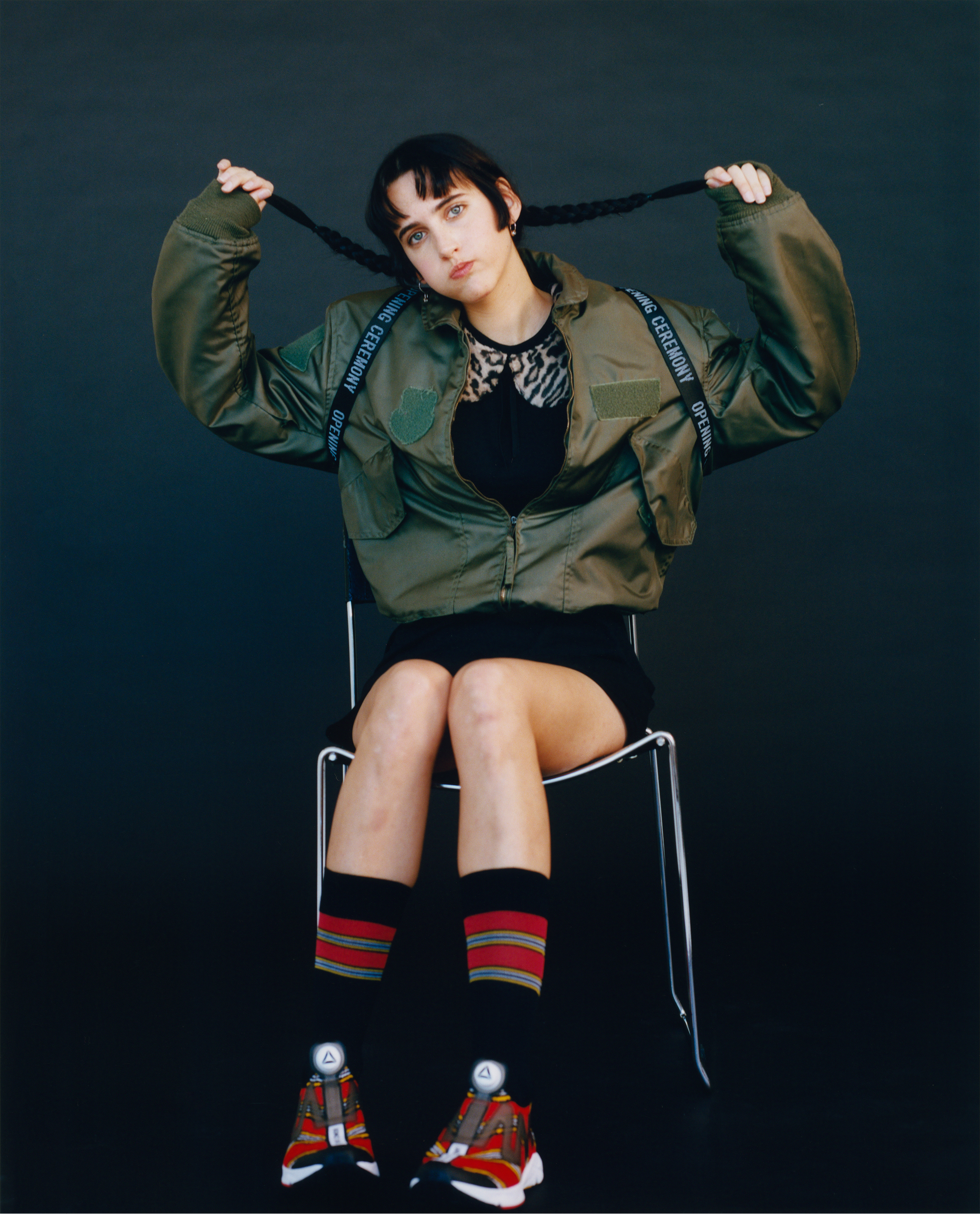 17703577043e33 exclusive  opening ceremony updates the iconic reebok pump - i-D