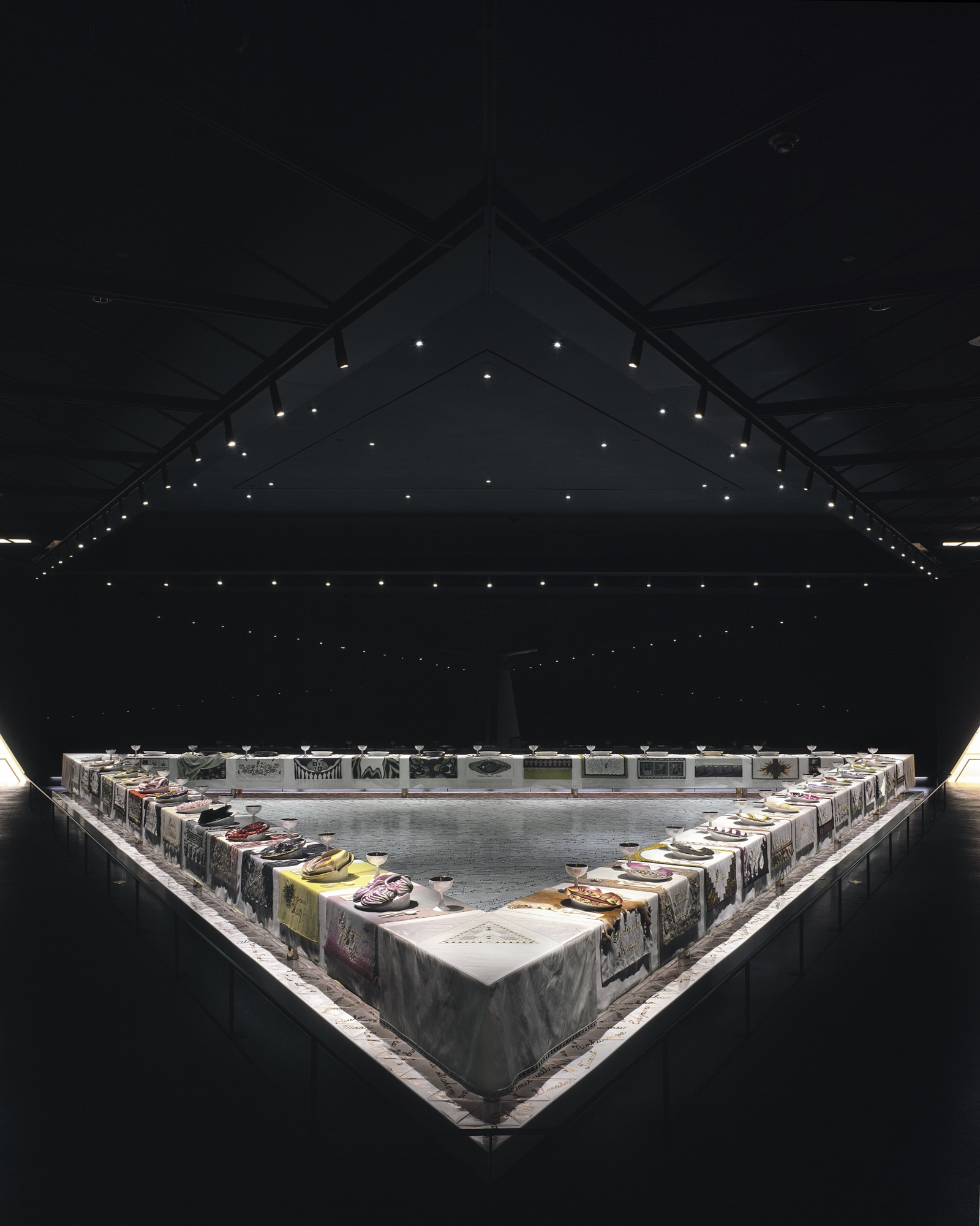 Judy chicago our most important feminist artist is - American history x dinner table scene ...