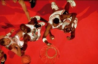Michael Jordan baloncesto NBA Estados Unidos Barcelona 92 chicago bulls