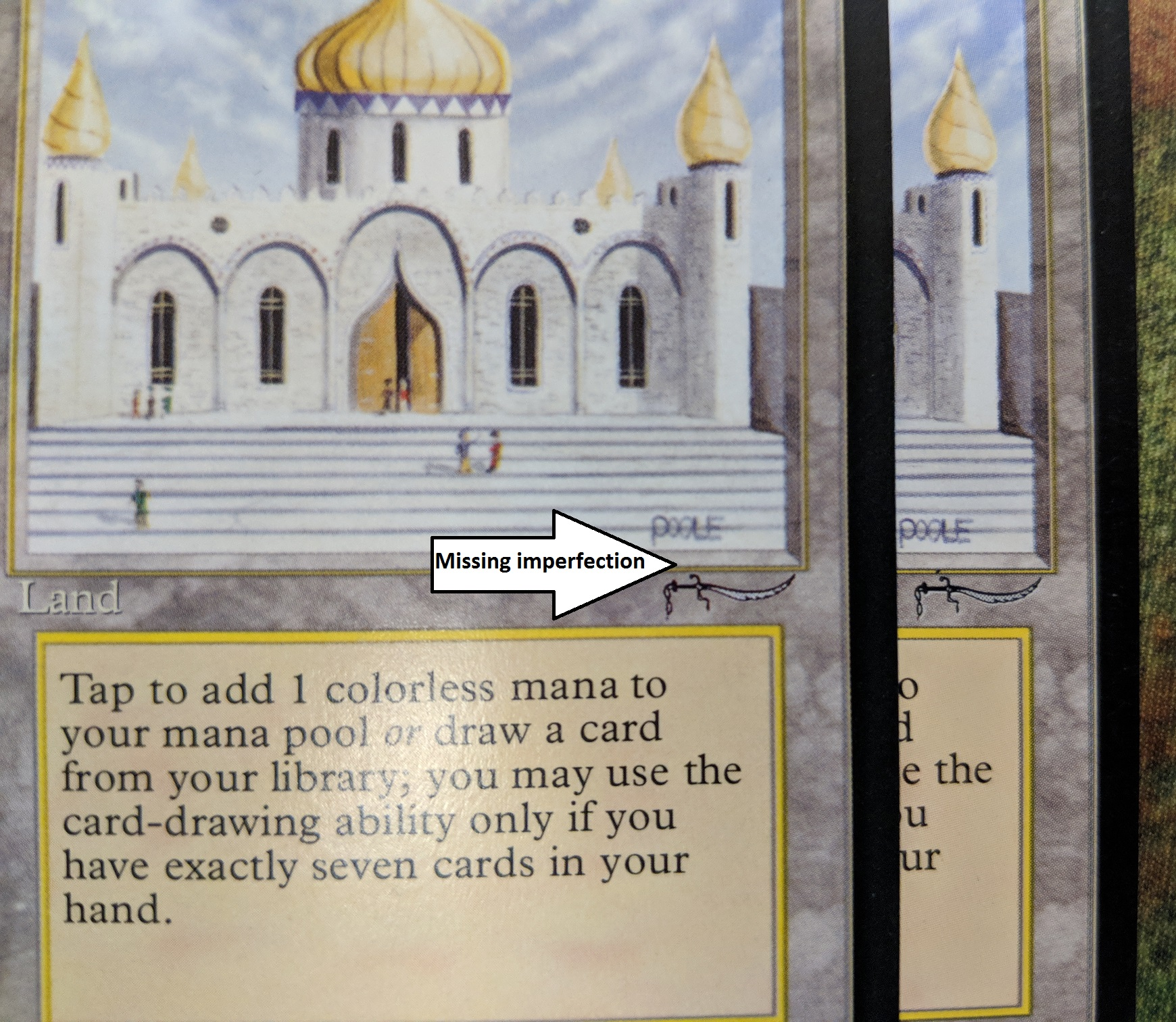 How to Spot a Fake $1,000 Magic: The Gathering Card - VICE