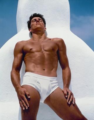 calvin klein bruce weber campaña desnudo