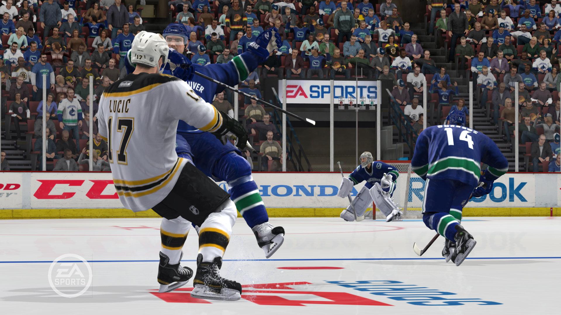 NHL 14 matchmaking