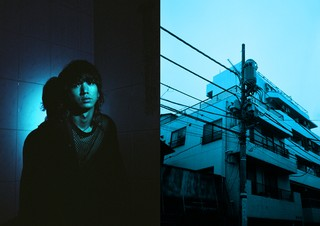 Mila van der Linden's intimate photography of a Tokyo couple in a love hotel