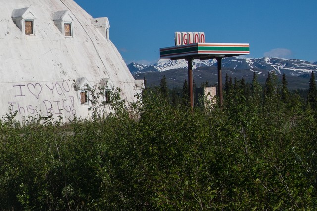 The Sad, Urine-Soaked History of Alaska's Igloo Hotel - VICE